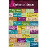 Quotation Magnets: Set of Magnets with Shakespeare Insults