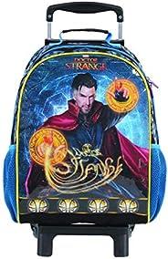 Mochila Escolar G com Rodinhas Dr. Estranho, 48980, DMW Bags