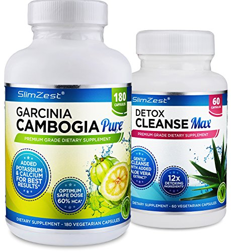 garcinia cambogia cleanse ingredients