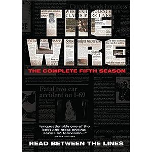 The Wire: Season 5 (2008)