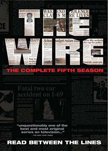 The Wire: Season 5 (Best Generic Drug Companies)
