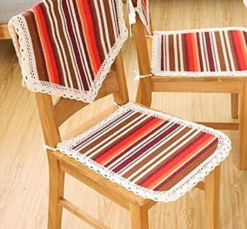 Affordable Gyx Wollen Baum Baumwolle Stricken Einfachen Stuhl Kissen Set  Saison Esszimmer Stuhl Kissen With Kissen Stuhl