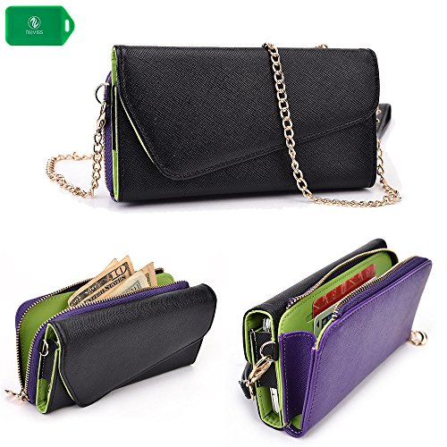 cellphone-wallet-clutch-includes-crossbody-chain-black-purple-universal-design-fits-the-following-sa