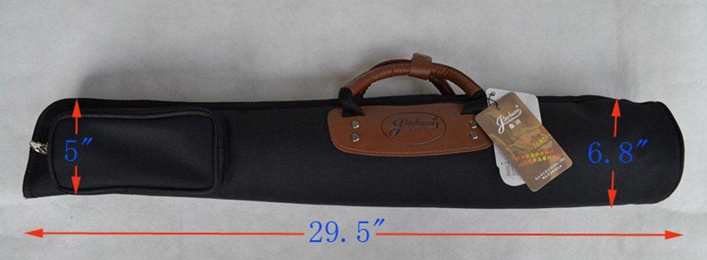 Bag for Clarinet Oboe Soprano Saxophone Black