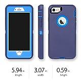 MAXCURY iPhone 7 Defender Case, iPhone 8