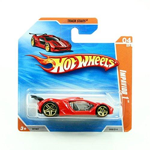 2010 Hot Wheels ~Track Stars~ Impavido 1 4//12