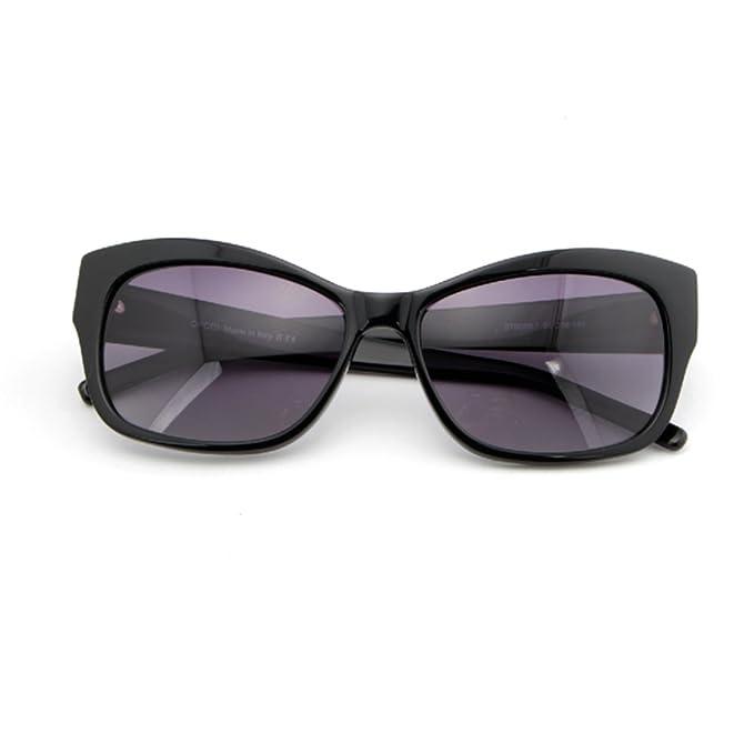 Pequeña caja de gafas de sol polarizadas/las gafas de sol retro/Puede ser