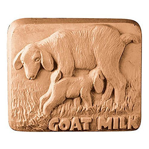Goat and Kid Goat Milk Milky Way Soap (Goat Milk Soap Mold)