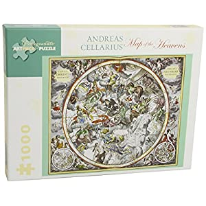 Map Of Heavens 1000 Piece Puzzle Inglese Forniture Assortite 15 Gen 2014