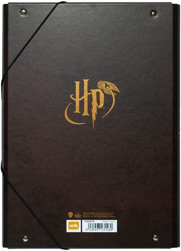 Harry Potter Carpeta solapas Gafas ERIK