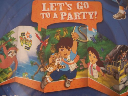 Diego Stand-up Party Centerpiece (25.5
