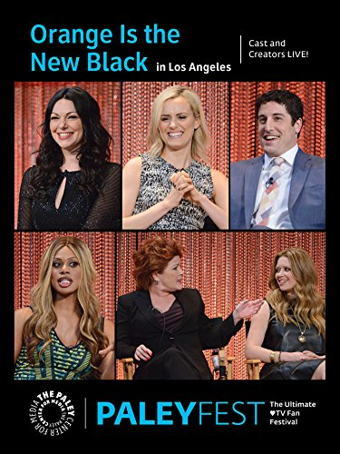 Orange Is The New Black  Cast And Creators Live At Paleyfest In La