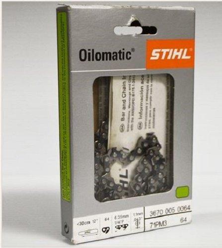 STIHL Oilomatic 71PM3-64 12'' Saw Chain 3670-005-0064