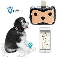 EiffelT GPS Pet Tracker Waterproof Real Time Mini tracker Collar
