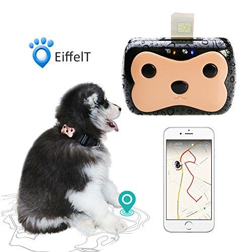 EiffelT Tracker Waterproof tracker Collar product image