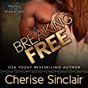 Breaking Free : Masters of the Shadowlands, Volume 3 Audiobook by Cherise Sinclair Narrated by Noah Michael Levine