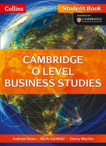 A Level Business Studies Book Pdf