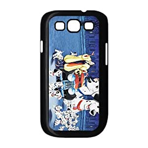 Samsung Galaxy S3 9300 Cell Phone Case Black 101 Dalmatians (Animated) 012 HY2387324