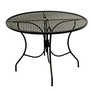 Amazoncom  Meadowcraft Round Mesh Patio Dining Table. Affordable Wicker Patio Furniture Sets. Outdoor Patio Furniture Covers Canada. Patio Furniture Plastic Glides. Coleman Patio Furniture Replacement Slings. Gensun Patio Furniture On Sale. Quality Patio Furniture In Hunt Tx. Outdoor Garden Furniture Uk Ebay. Patio Umbrellas For Sale In Ottawa