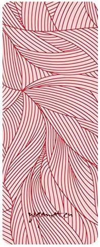 Eco friendly ヨガマット女性5ミリメートルヨガマットノンスリップフィットネスヨガブランケット天然ゴム exercise (色 : E, サイズ : 5mm)