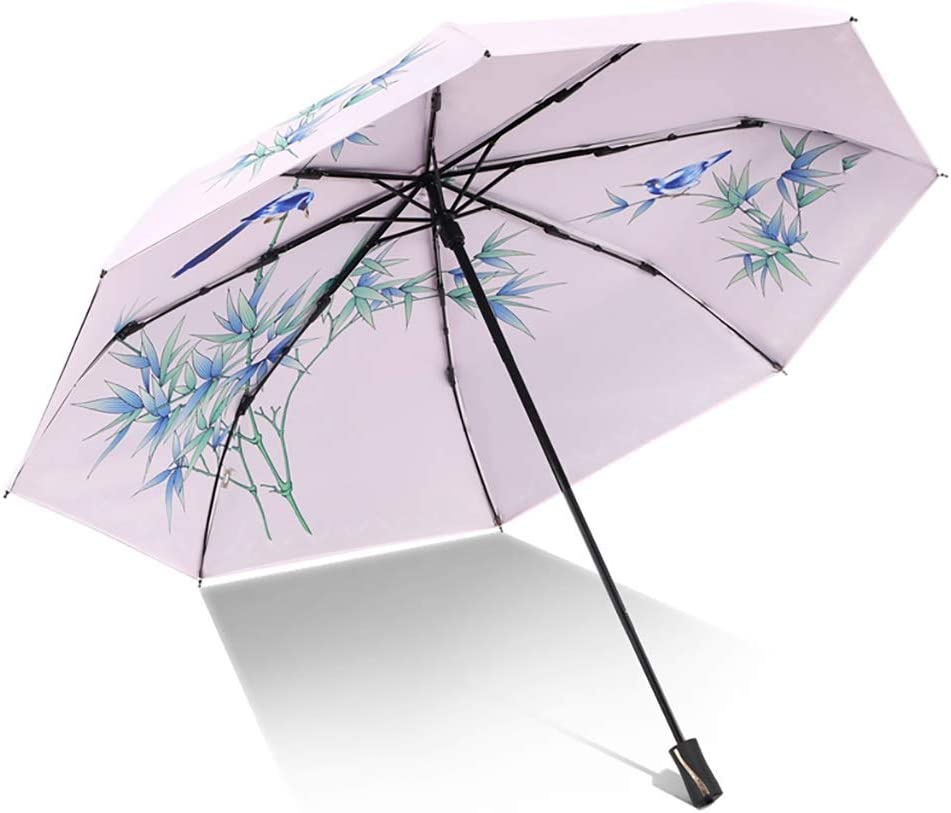 Color : C Umbrellas Rain Gear Manual Oversized Sun Protection and UV Protection Parasol Compact Durable and Lightweight Multicolor Selection