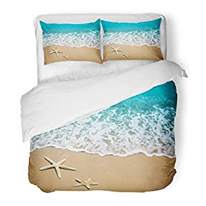 51OlnjdWWlL._SS300_ 50+ Starfish Bedding Sets and Starfish Quilt Sets