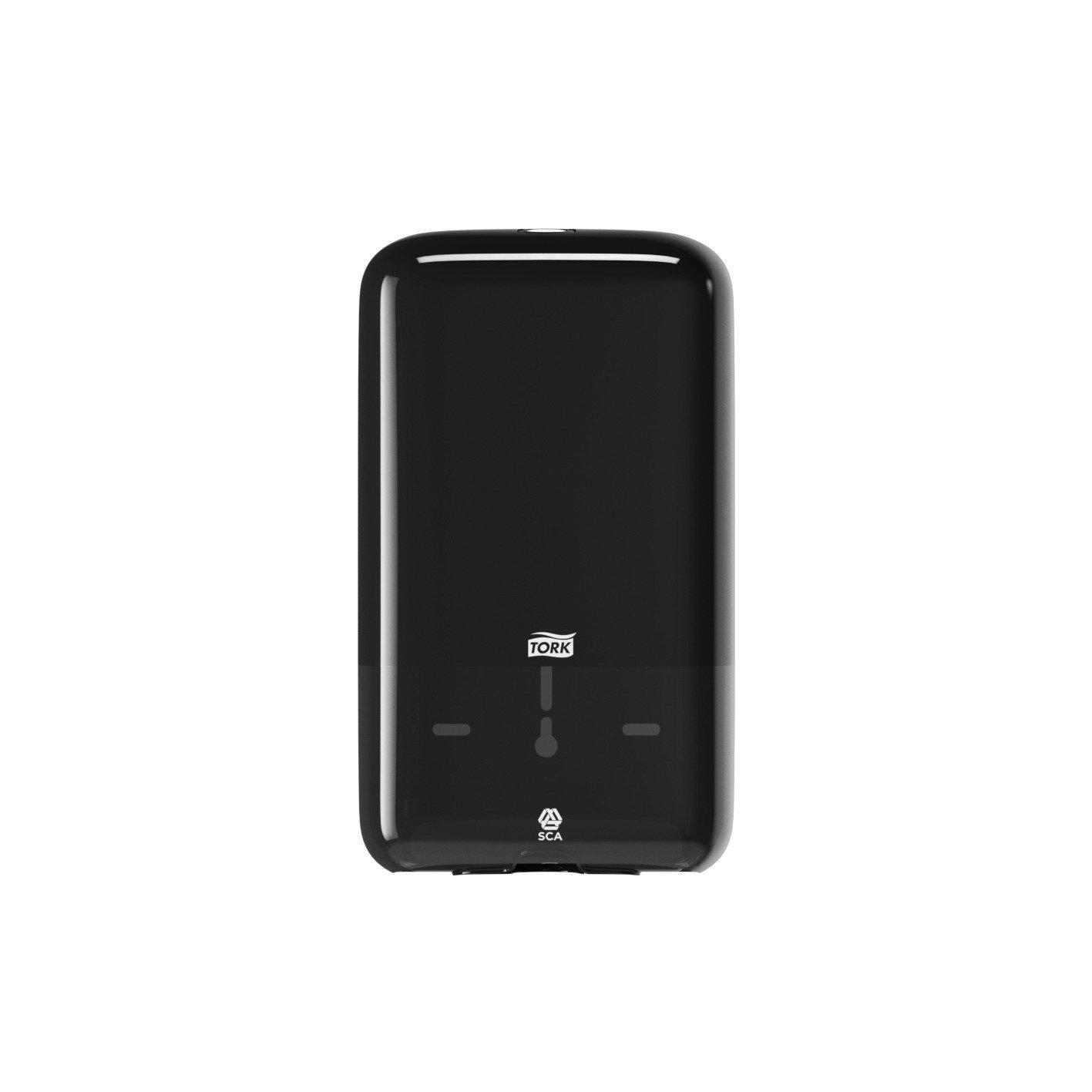 Tork 556000 Dispenser per Carta Igienica Intercalata 27X16X13 cm in Plastica Bianco