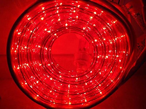 18 Ft Red Led Rope Light in US - 9
