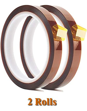 kapton Tape New 3d Printing Tape Jade White 200mm Extra Wide