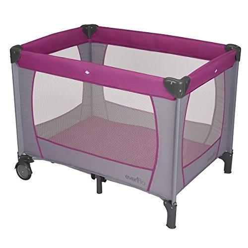 Evenflo Purple Portable BabySuite [並行輸入品] Classic Portable Purple Orchid [並行輸入品] B07FDQKFHY, 草津市:24c67c03 --- imagenesgraciosas.xyz