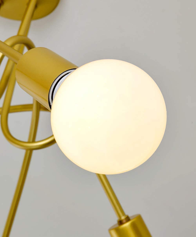 Modern Chandelier LED Decoration Contemporary Simple Nordic Pandent Lamp Ceiling Light Lighting Living Room Study Bedroom Loft Cafe 4