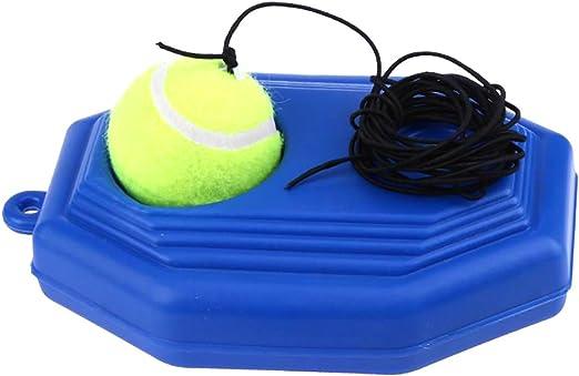 pingena neer Trainer Tenis Tenis Trainer pelota y base con goma ...