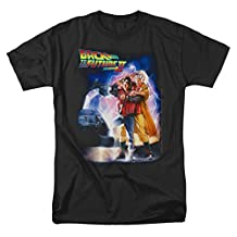 Back to the Future II Poster Mens Short Sleeve Shirt