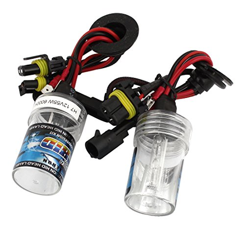110w Solar Kit (uxcell 2 Pcs Car DC 12V 6000K 110W H7 White Light HID Xenon Headlight Bulbs)