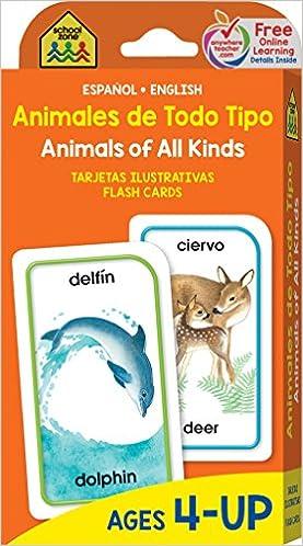 Animales de todo tipo/Animals Of All Kinds: Espanol ...