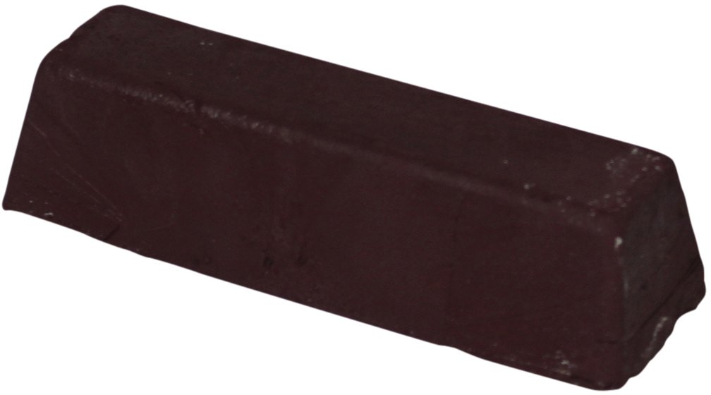 JacksonLea 47326SP Brown Buffing Compound, Standard Bar, 1-1/2'' Width x 1-1/4'' Height x 6-1/4'' Length by JacksonLea