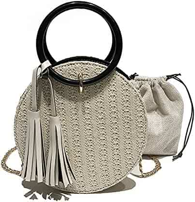 3b67b5e62908 Shopping Whites - Straw - Satchels - Handbags & Wallets - Women ...