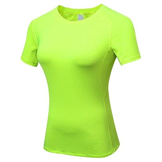 Delidraw Mujer con Forma Yoga Camiseta, Perder Peso, Espalda ...