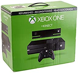 Microsoft Xbox One 500GB Console System With Kinect (Certified Refurbished)