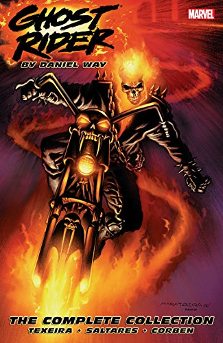 - Ghost Rider by Daniel Way: The Complete Collection (Ghost Rider (2006-2009))