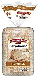 Pepperidge Farm Farmhouse Bread Oatmeal Bread, 24 oz
