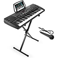 Hamzer 61-Key Digital Music Piano Keyboard - Portable...