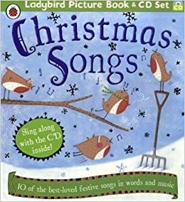 Christmas Songs Book and CD (Ladybird Picture Book): Amazon co uk