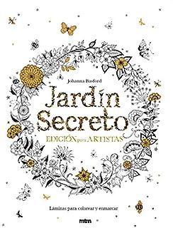 Secret Garden Artists Edition: A Pull-Out & Frame Colouring Book: Amazon.es: Basford, Johanna: Libros en idiomas extranjeros