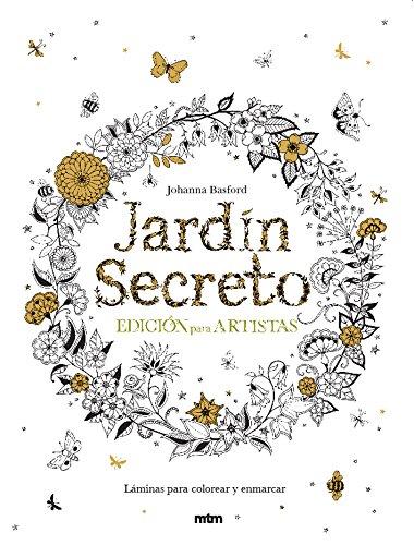 Libro-para-colorear-adultos-Jardin-secreto-Edicion-para-artistas