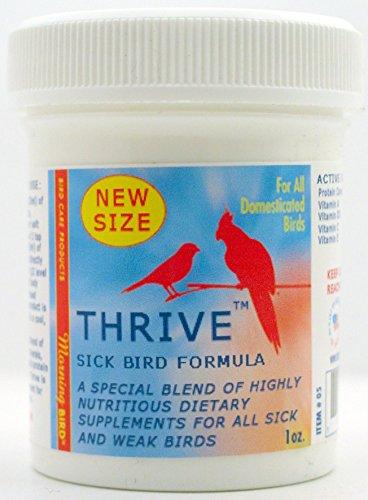 Image of Thrive, Sick Bird Formula (1 Ounce)