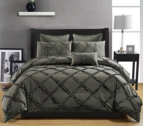 cannes green comforter set twin