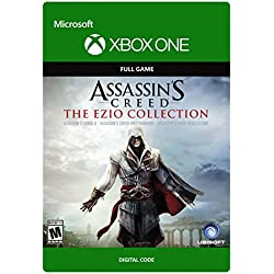 Assassin's Creed: The Ezio Collection - Xbox One Digital Code