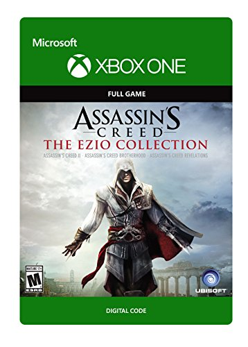 Assassin's Creed: The Ezio Collection - Xbox One Digital Code Now $11.99 (Was $59.99)