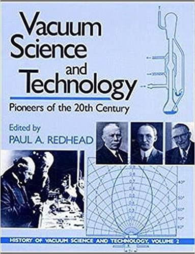 Book Vacuum Science and Technology: Pioneers of the 20th Century (AVS Classics in Vacuum Science and Technology) (2009-02-22)